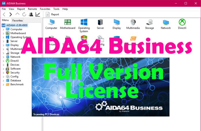 AIDA64 Business Engineer Extreme Full Key