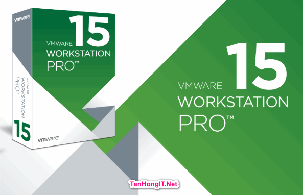 VMware Workstation Pro 15 Full Key