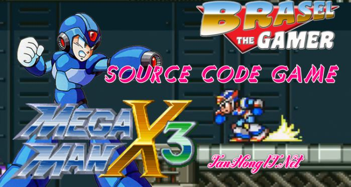Share code game MegamanX3 viết bằng C++