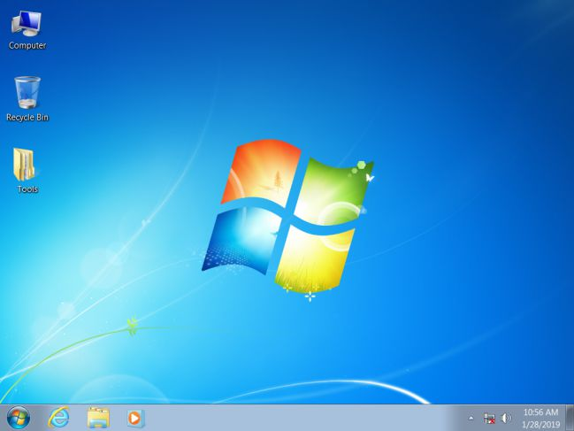 WINDOWS 7 PRO SP1 LEGACY X64 NO SOFT