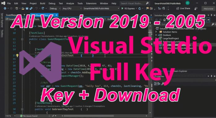 Full Key Microsoft Visual Studio